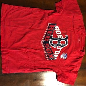 Other - Red Sox Shirt size 6-7